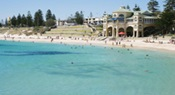One of the most beautiful beaches in Perth Western Australia