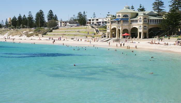 The most popular attraction for Taylor Perth students is its beautiful beaches.