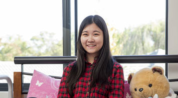 UWA student Laurel from China